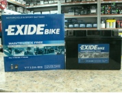 EXIDE BIKE AGM YT12A-BS 12V 9.5AH 130A