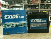 EXIDE BIKE AGM YTX14-BS 12V 12AH 200A