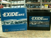 EXIDE BIKE AGM YTX20H-BS 12V 18AH 270A