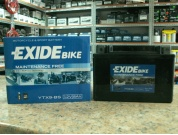 EXIDE BIKE AGM YTX9-BS 12V 8AH 120A