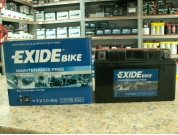 EXIDE BIKE AGM YTZ10-BS 12V 8.6AH 145A