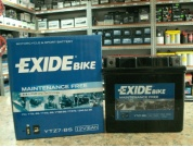 EXIDE BIKE AGM YTZ7-BS 12V 6AH 100A